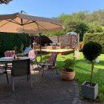 Gartenansicht - Ferienwohnungen in Haiger