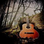 Haiger - Landschaftspanorama mit Gitarre