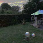 Monteurwohnung und Ferienwohnung in Haiger - Garten
