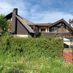 Monteurwohnung und Ferienwohnung in Haiger - Rückseite